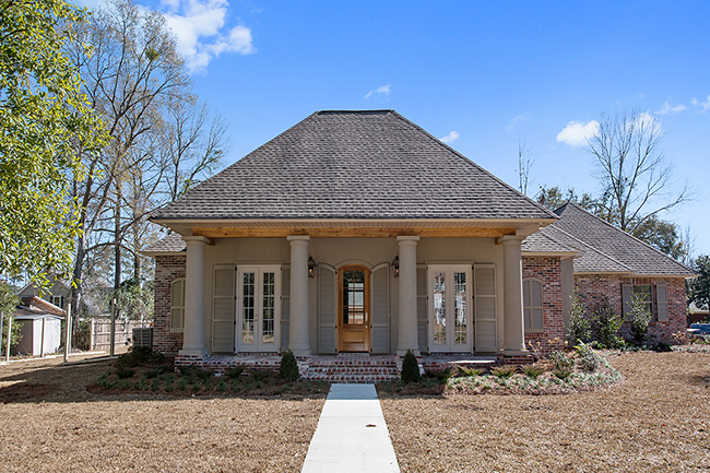 1-Lot 859 Beau Chene Front Exterior